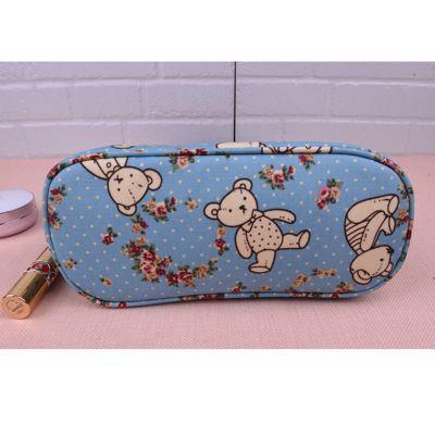 Outdoor bag CLASSIC SIZE Cartoon printing waterproof handbag Green shopping bags Student book bag Lunch bag