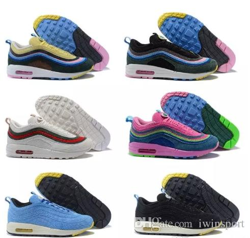 Fast Delivery 2018 New 87 97 Sean Wotherspoon VF SW Hybrid Best Quality  Running Shoes With Box Men Women 36 45 Trail Running Shoes Women Best Shoes  For ... cdfb05bf0