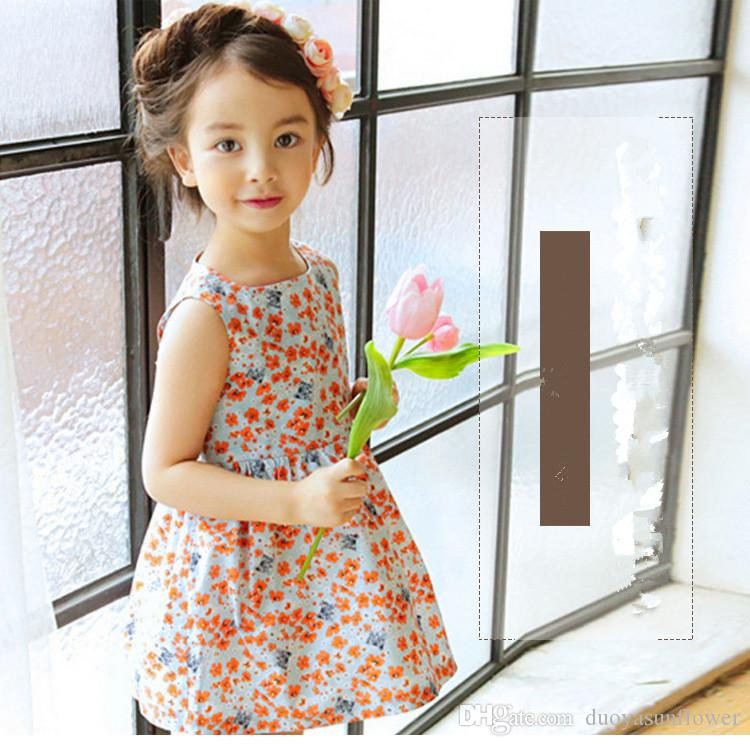 d16a910d2a2c Best Selling High Quality 2018 New Baby Sweet Girl 100% Cotton ...