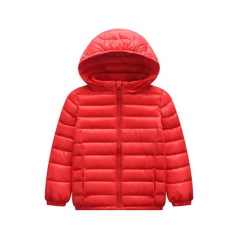4ba4628aaaa9 Kids Clothes Girls Winter Down Jacket Warm Outerwear Boy And Girl Autumn  Down Hooded Coat Children Clothing Casual Parka Jacket Down   Parkas Cheap  Down ...