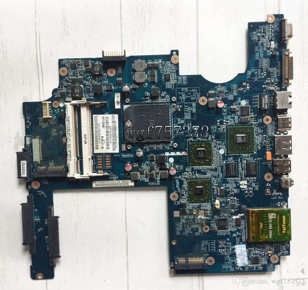 For HP Pavilion DV7 DV7-1000 DV7-1100 AMD MotherBoard 486541-001 Socket S1 DDR2 JBK00 LA-4092P 100% tested Notebook Systemboard