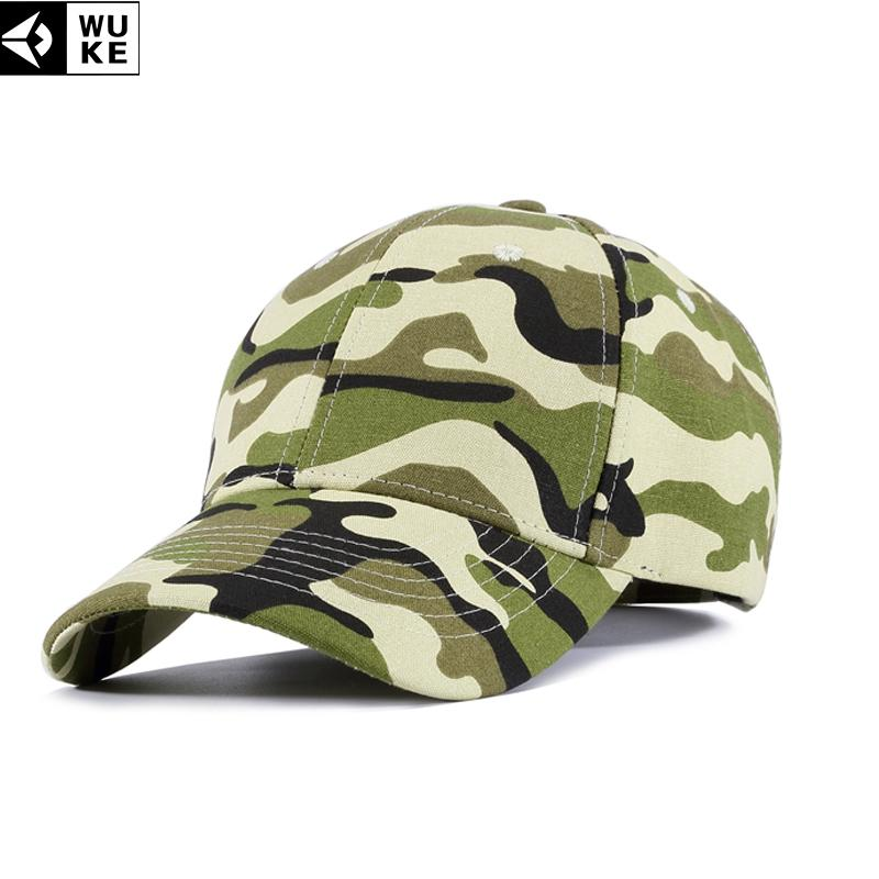 4c8c48371cf WUKE New CaBaseball Cap Army Style Outdoor Men s Snapback Hats Gorras  Militares Hombre Women Adjustable Sports Baseball Caps Baseball Caps For  Men Mesh Hats ...