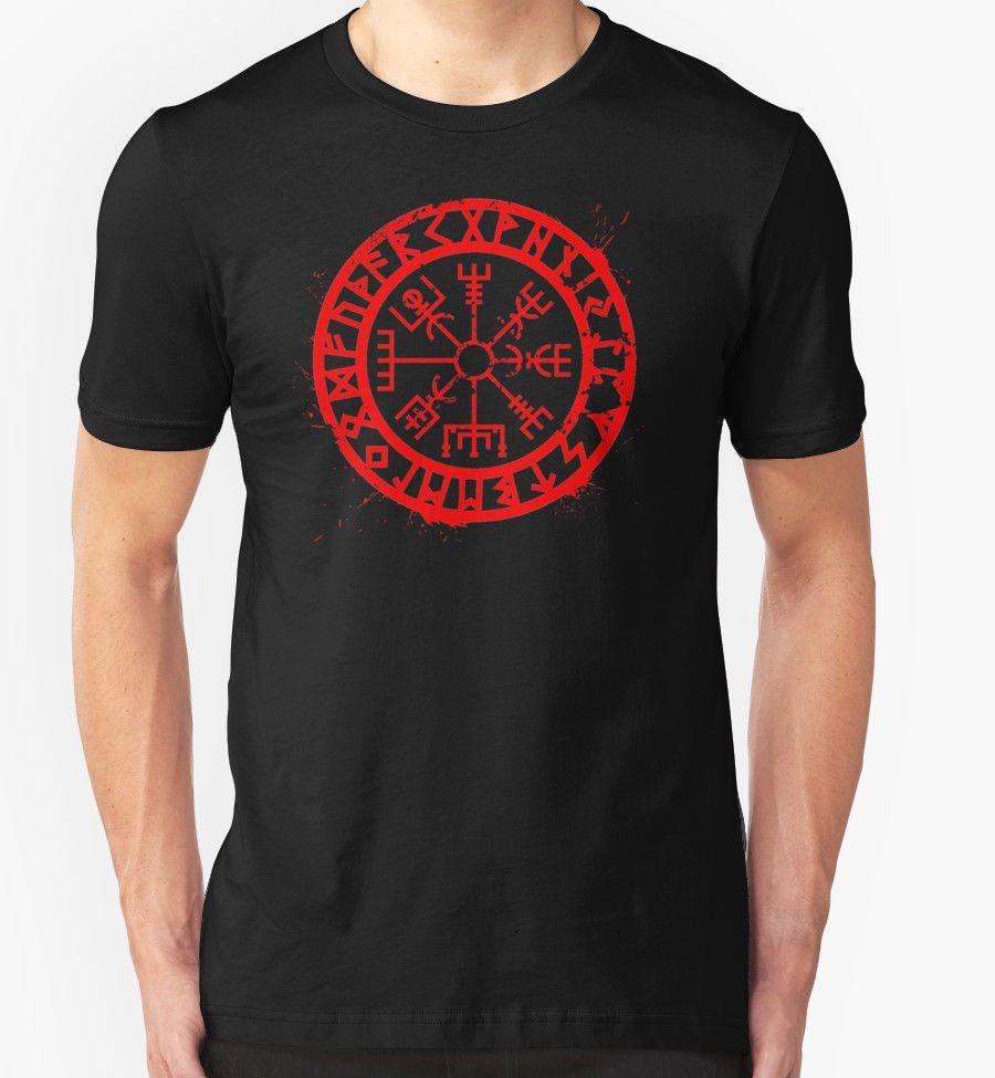 41b0e542 Viking Compass T Shirt Vikings Warrior Spartan World Tour 3d Men Hot Cheap  Short Sleeve Male T-shirt Top Tee Plus Size
