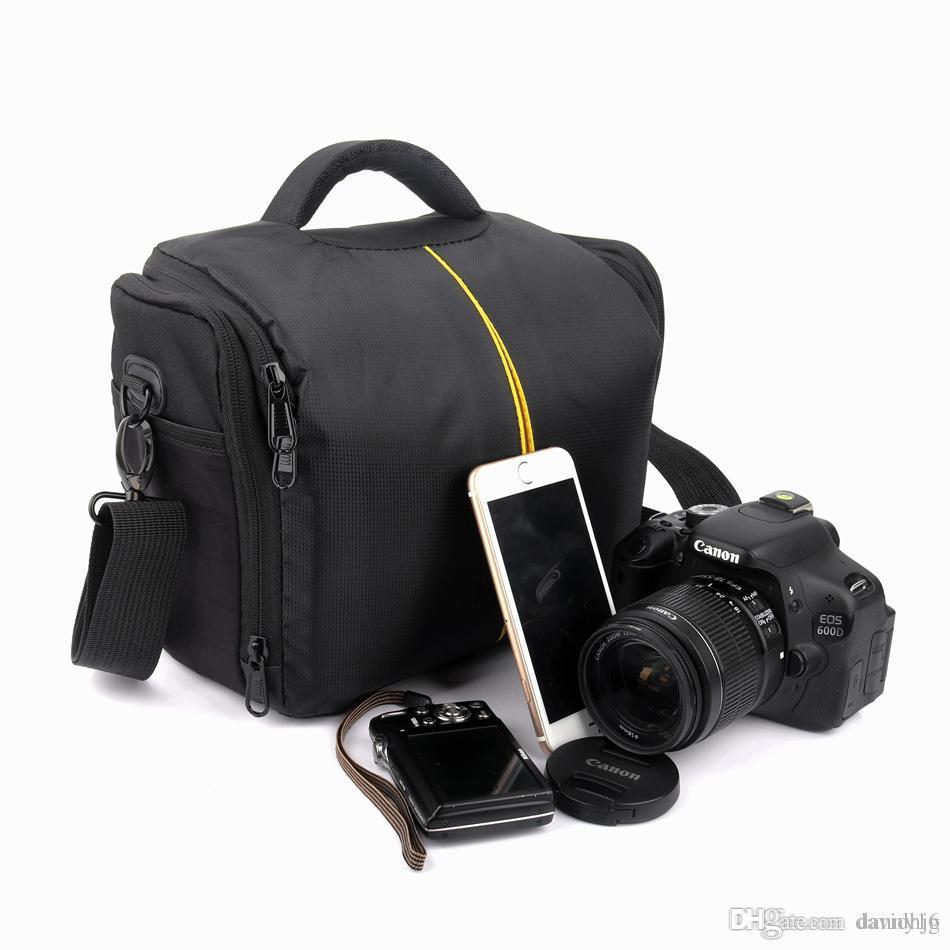 DSLR Camera Bag For Canon EOS 77D 7D 80D 800D 6D 70D 760D 750D 700D 600D  550D 100D 1300D 1200D 1100D SX540 SX50 SX60 800D 200D