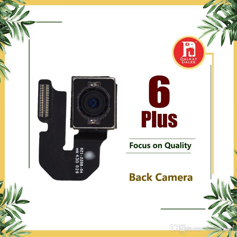Telecamera posteriore Telecamera posteriore Cam Lens cavo Flex Cable Camera Modulo di ricambio Ricambio iPhone 6 Plus 6plus da 5,5 pollici
