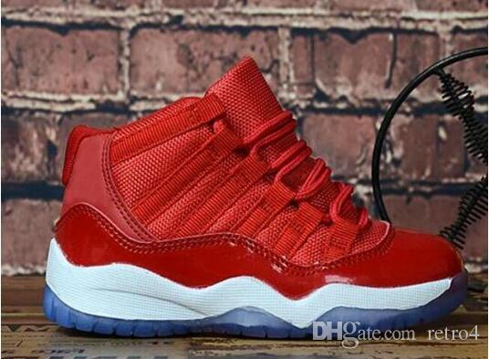 2019 Jumpman Cheap New 11 11s Space Jam Bred Concord Gym Red Basketball  Shoes Sport 11s Midnight Navy Sneakers Shoes Designer Shoes Jumpman 11s  Online with ... bb95cb43fbba