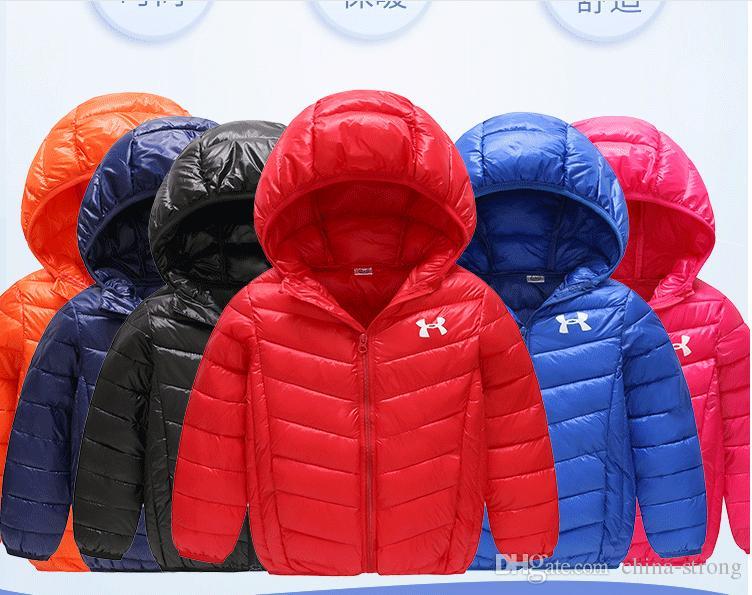 867b3e072521 2018 Children S Outerwear Boy And Girl Winter Warm Hooded Coat ...