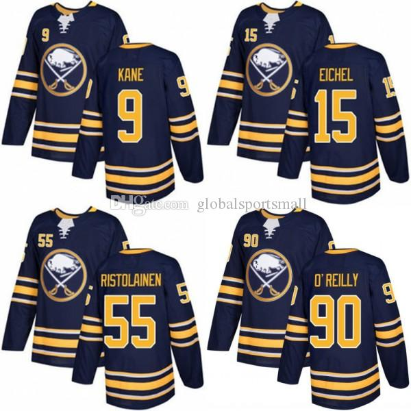 70c59c0ed ... discount online cheap 2018 new brand buffalo sabres 15 jack eichel  jersey 90 ryan oreilly 9