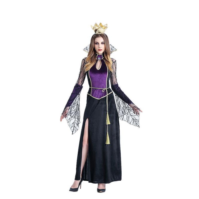 Sexy women girls princess vampire costumes halloween costume for women long dress carnival party - Halloween hipercor ...