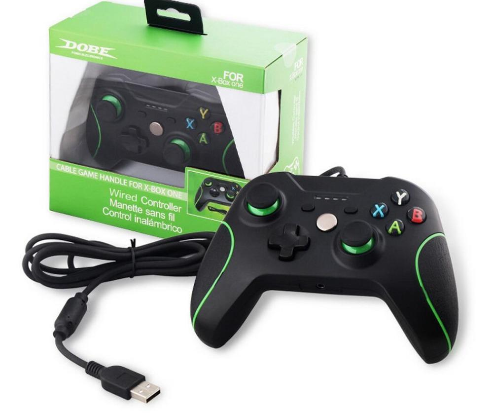New Wired Usb Controller Gamepad For Microsoft Xbox One Controller ...