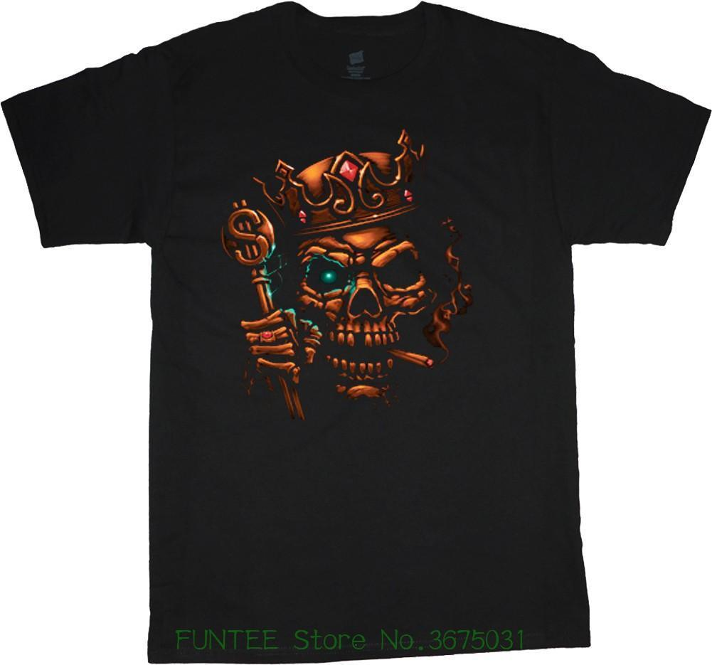 386be77bf0c Shirts Homme Novelty Tshirt Men Big Men S T Shirt King Crown Design Tee  Plus Size Tall 4x 5x 6x 7x 10x Cool Funny Shirts One Day Shirts From  Lijian037