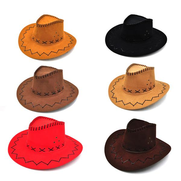 Acquista Bambino Cappello Di Cowboy Del Bambino Del Cappello Del Cowboy Del  Feltro Del Faux I Bambini A  23.56 Dal Spectalin  620cf0e043fd
