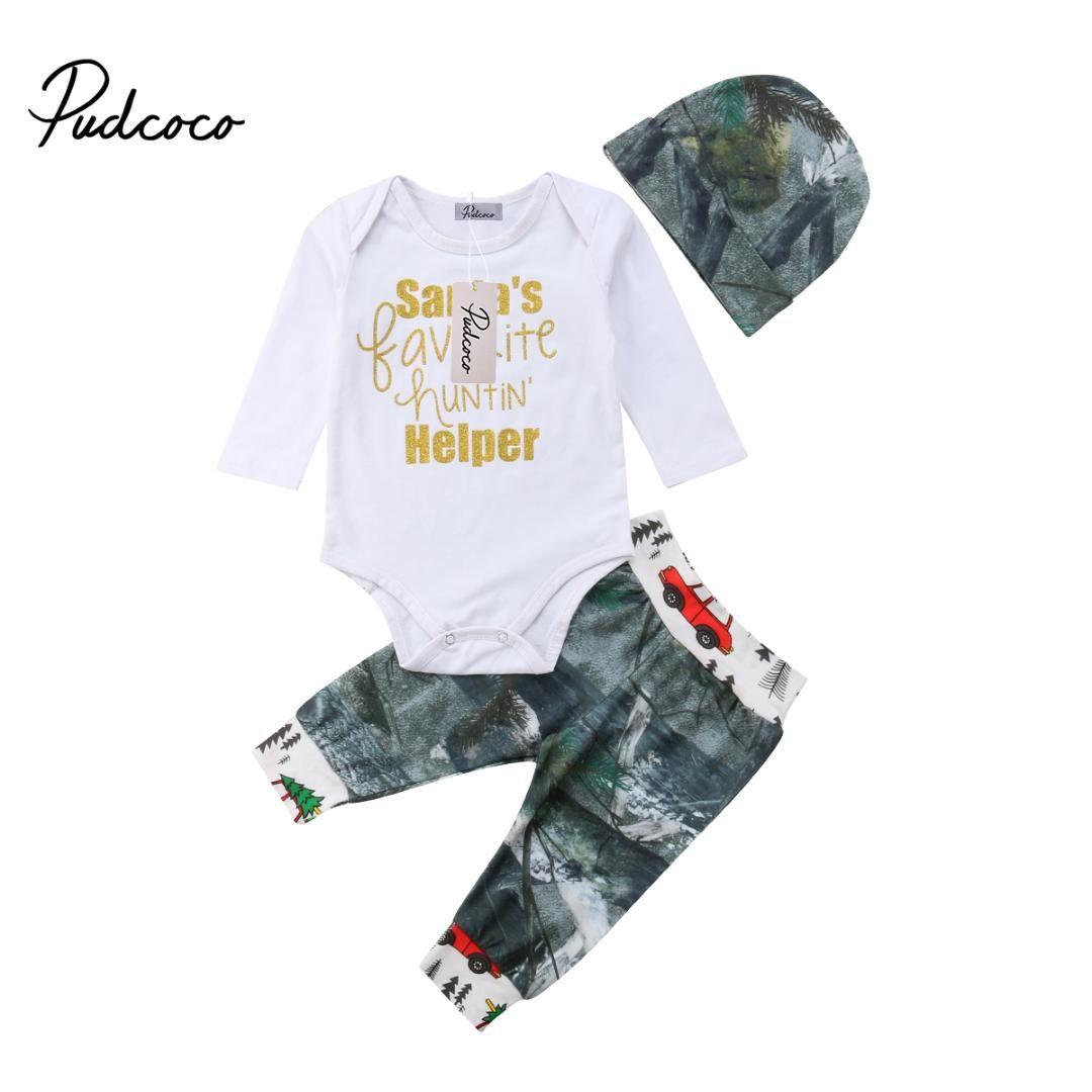 501e12b91 2019 Pudcoco 2018 New Tollder Kid Baby Clothing Newborn Boys Girls ...
