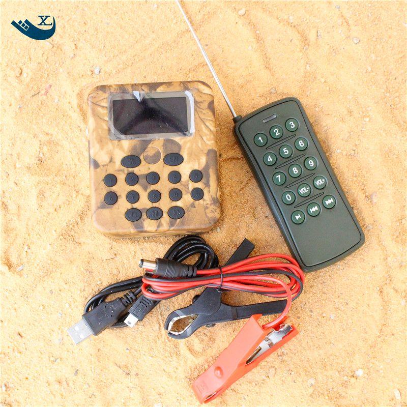 200 bird sounds 50w speaker device digital hunting mp3 bird caller
