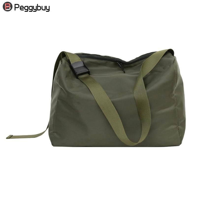a1285bbb11 Waterproof Nylon Travel Crossbody Bags Multifunction Women Large Capacity  Totes Female Shoulder Bag Handbags Shopping Bags 2018 Black Handbags  Handbags ...
