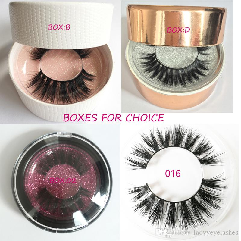 3f6be8e9904 016 Private Logo And Package Box Natural Style Mink Hair Lashes Mink Hair  Sexy Eyelashes Extension 3d Soft Multi Layer Handmade Eyelashes False  Eyebrows ...