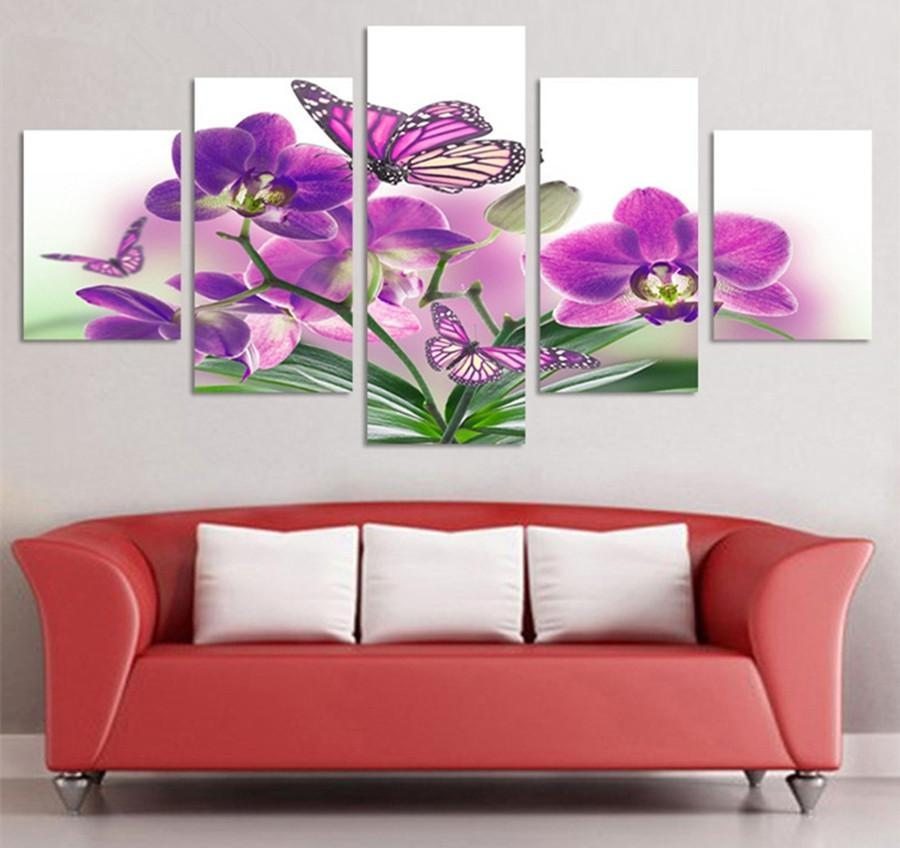 all kits products size diamond orchid painting