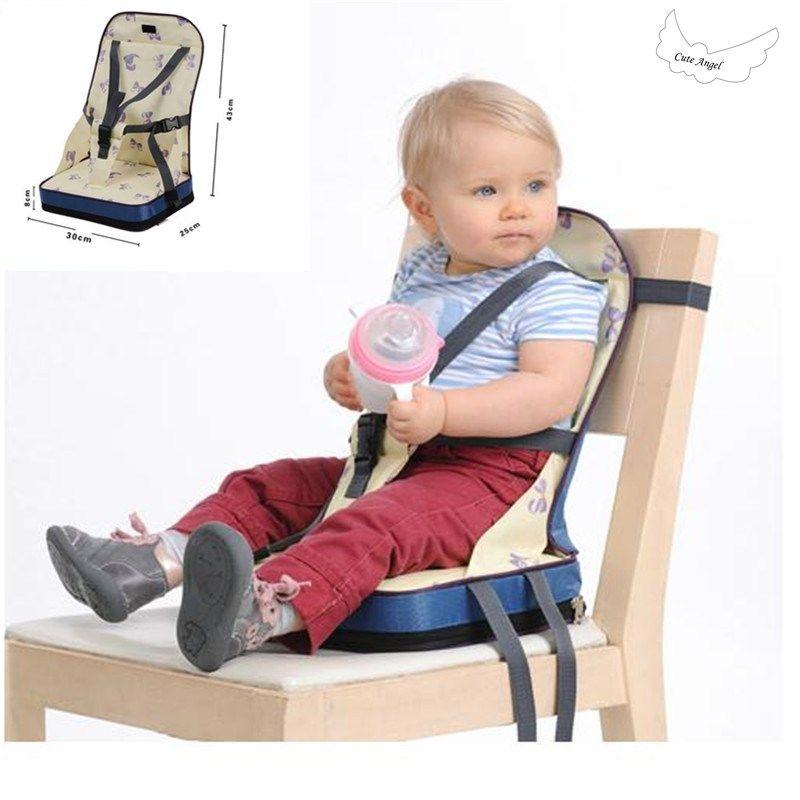 5c3873222159 2019 Baby Seat Portable Mummy Diaper Bag Baby Feeding Highchair Safty Chair  Seat Portable Fashion High Chair Dinner From Namenew