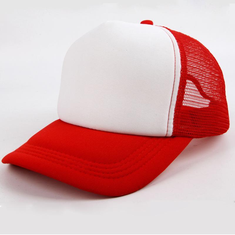 67662d27c3cfb Creative Mesh Hat Made To Order Shade Net Mesh Travel Advertising Cap  Cotton Duck Tongue Baseball Hat Custom Logo Spot Snapback Cap Cool Hats  From Wzflove