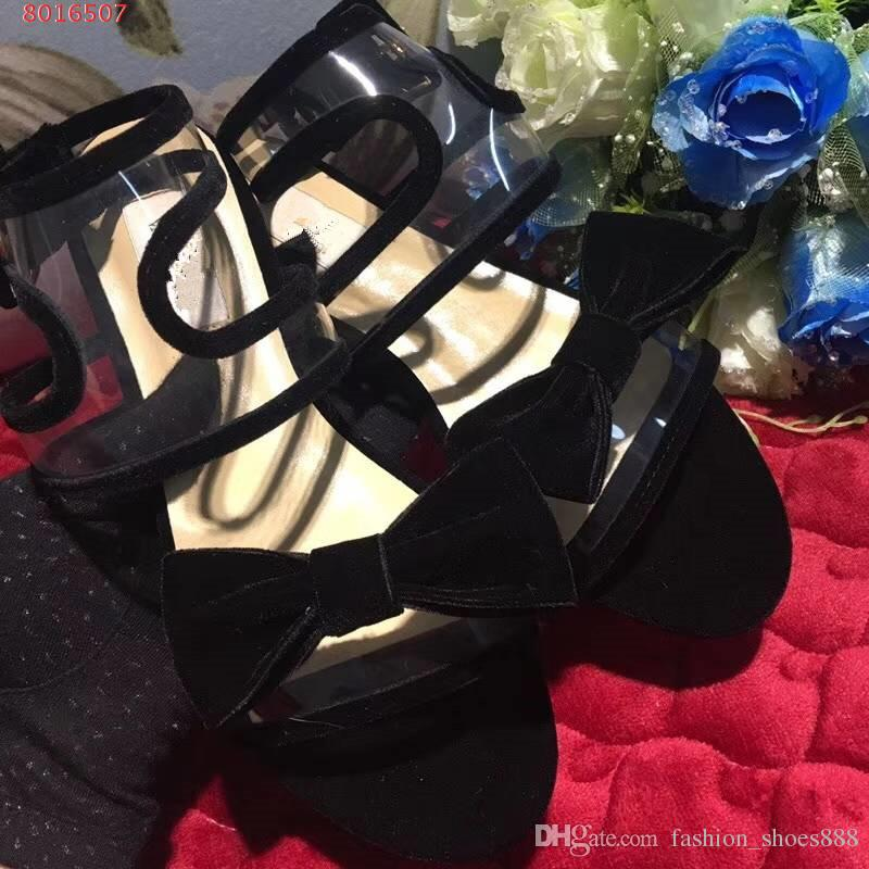 Mode Sandalen für Frauen, flache Sandalen, gibt es schwarz und rot zur Auswahl, zögern Sie nicht uns für weitere Informationen zu kontaktieren