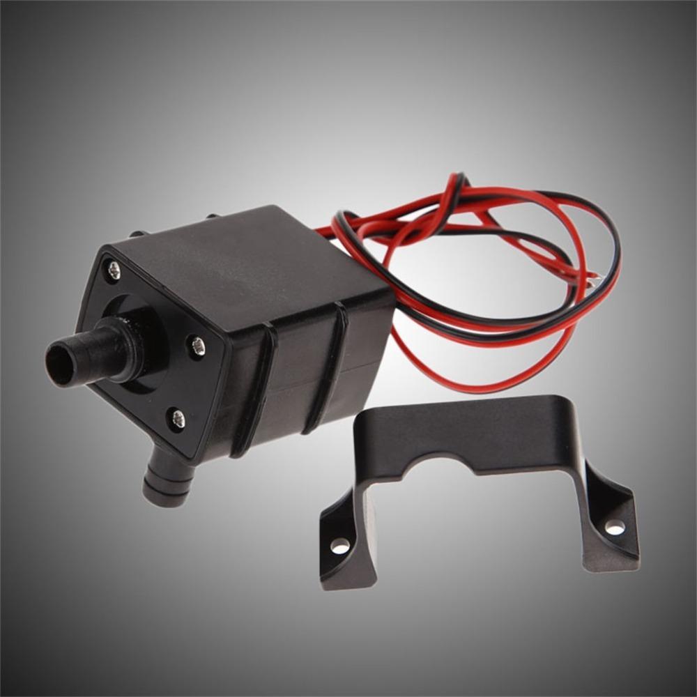 2018 Mini 12v Water Newest Genuine Dc Pump 240l H Wiring Ultra Quiet Black From Huaandxing 1846