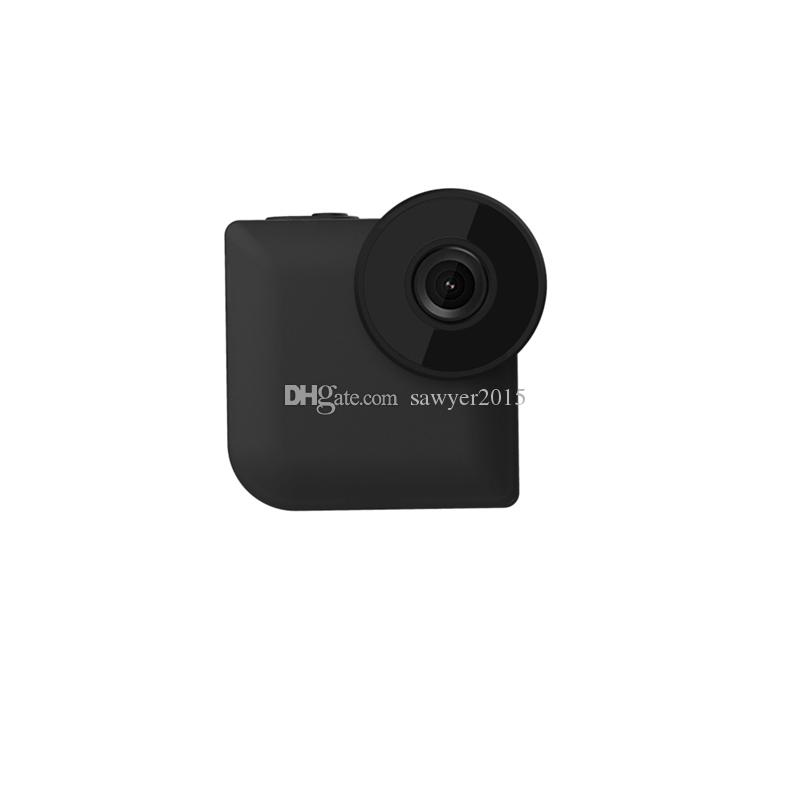 C3 Mini WiFi IP Camera Wireless P2P Remote Control Night Vision Mini Camcorder HD 720P Outdoor Sports DV DVR Camera