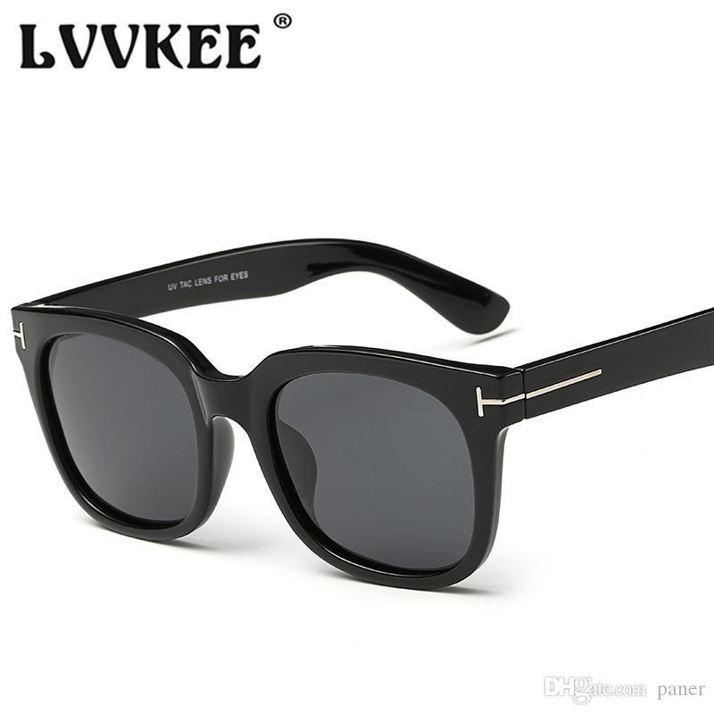 Compre Venta Caliente Moda Tom Brand Designer Gafas De Sol ...