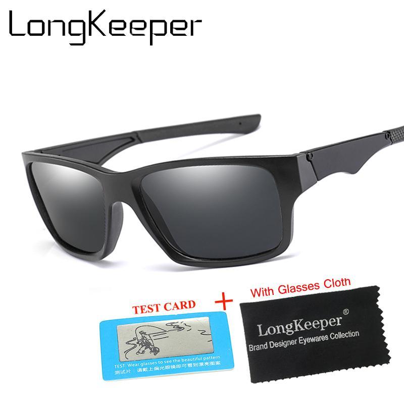98dd867a02 Fashion Sunglasses Men Polarized Original Design Sport Sun Glasses Fishing  Travel Driving Business Polarized Glasses Mirror UV Locs Sunglasses Suncloud  ...