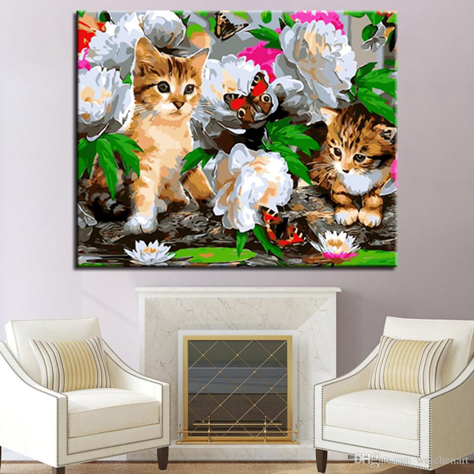 Best Diy Digital Canvas Pictures Wall Art
