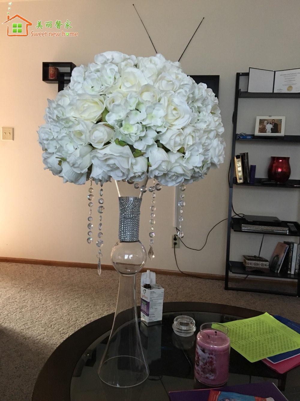 2019 table centerpiece flower balls wedding road lead flower rh dhgate com