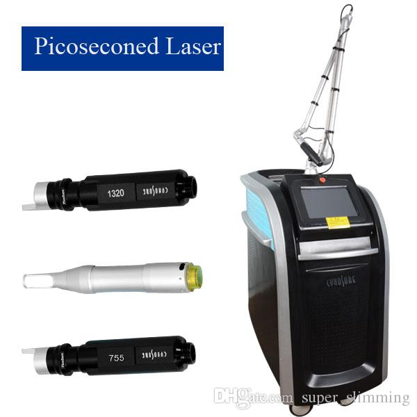 2018 new most popular Picosecond laser ce approved machine 1064nm 755nm 532nm 1320nm pico laser for tattoo removal