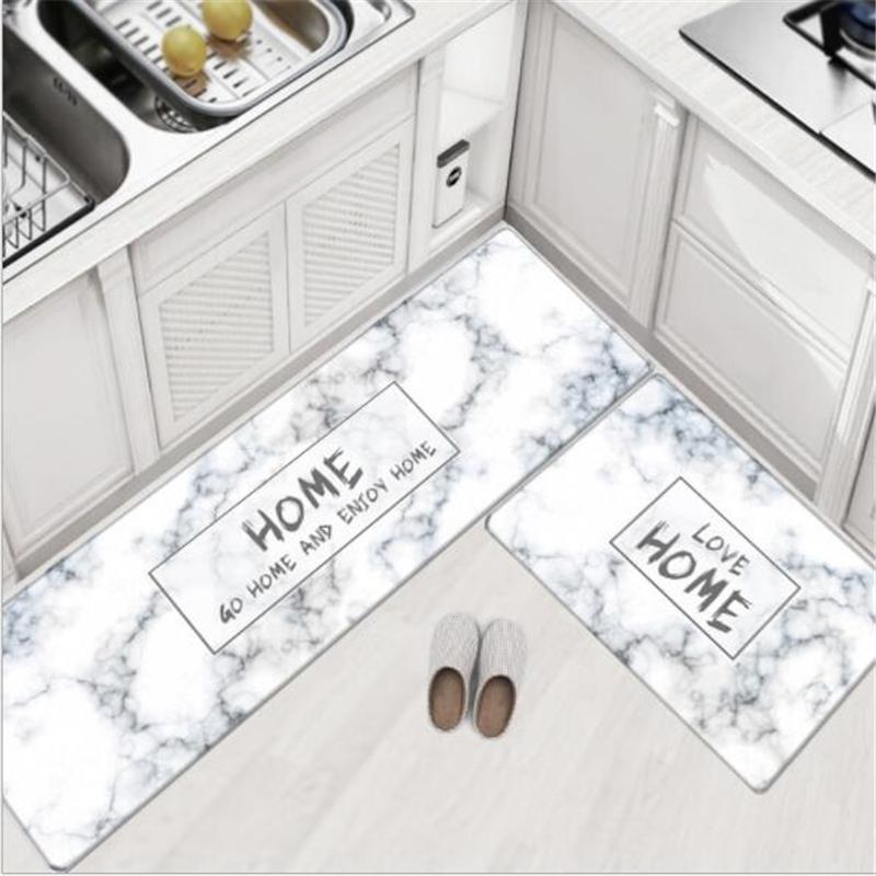 45x75cm 45x150cm soft pvc kitchen mats nordic style soft carpets for rh dhgate com