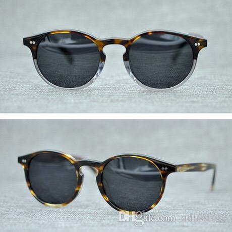 e8c197edd59 Oliver Peoples Sunglasses Vintage Acetate Eyeglasses Polarized Lens Eyewear  Oculos De Graus Sunglasses Eyewear Oliver Peoples Online with  69.47 Piece  on ...