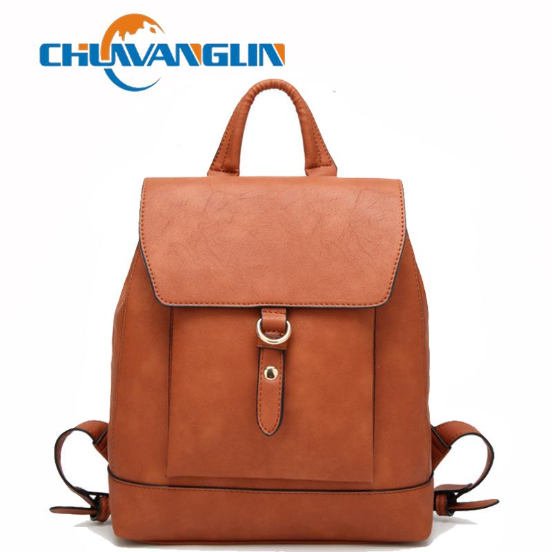 4bd1622326 Chuwanglin Preppy Style School Bags Fashion Backpack Women Casual ...