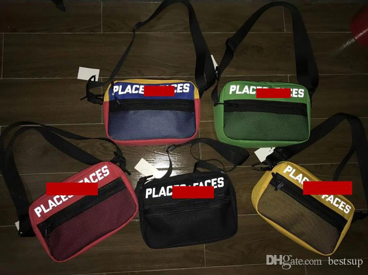 2019 PLACES+FACES 3M Reflective Skateboards 17ss Bag High Quality  Attractive Cute Casual Men S Shoulder Bag Mini Mobile Phone Packs Storage  Bag From Mrkeqi 7287dd8c92d75