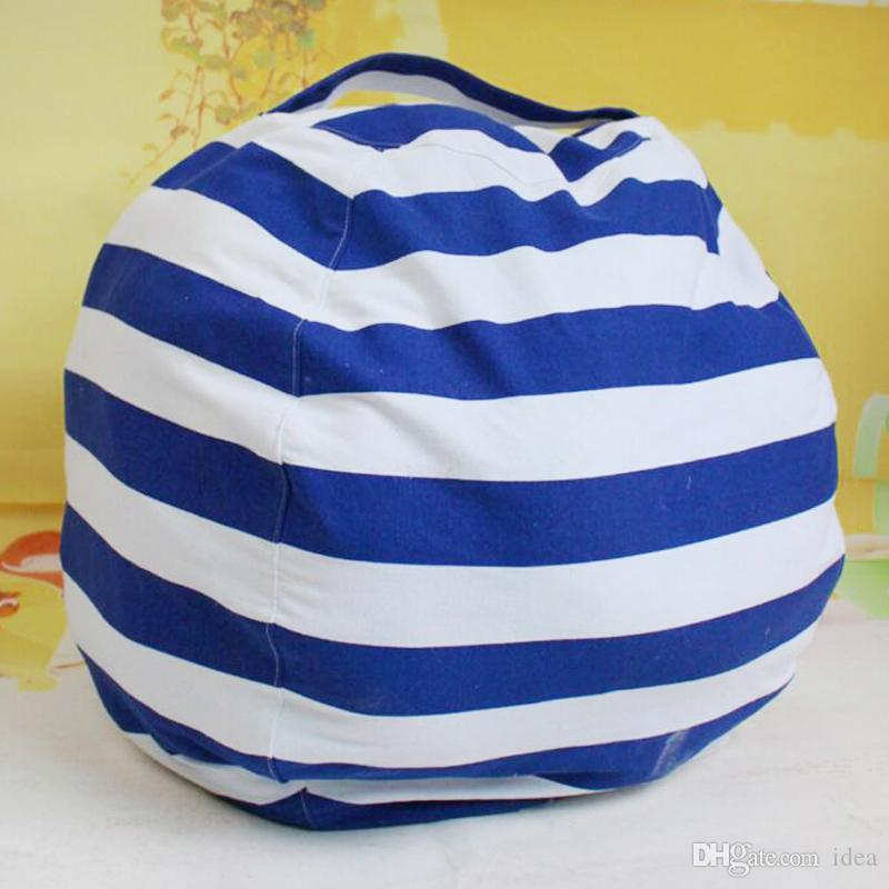 2019 63cm kids storage bean bags plush toys beanbag chair bedroom rh dhgate com