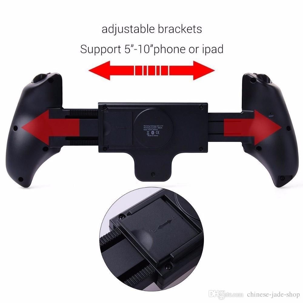 iPEGA PG-9023 Joystick Para O Telefone PG 9023 Sem Fio Bluetooth Gamepad Controlador de Jogo Telescópico Android / Android IOS Tablet PC / lote