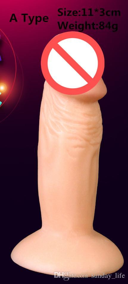 !! 3 size dildo woman masturbator sex toys dildos for woman