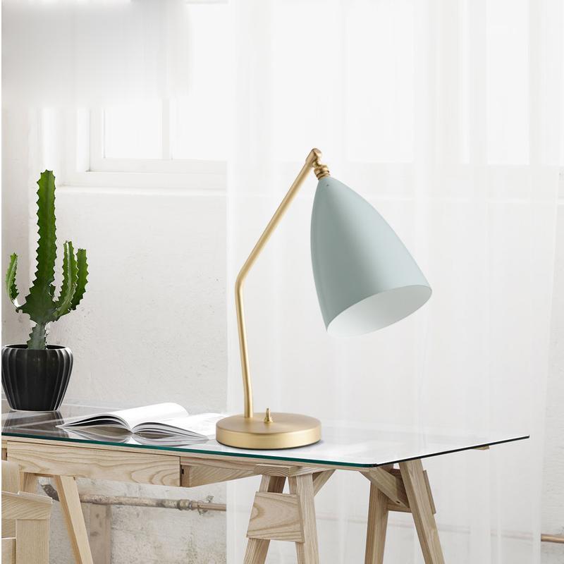 2019 metal stent classic desk lamp nordic table lamp modern reading rh dhgate com