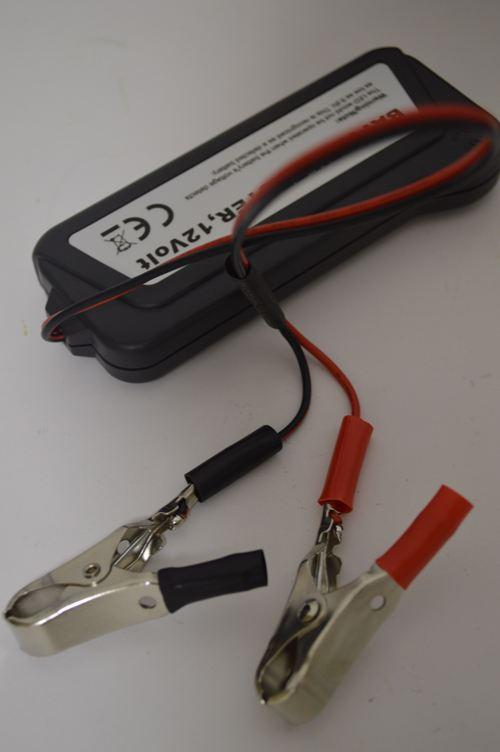 12V Digital 6 LED Battery Tester Power Dynamo Battery Load Tester Alternator Motorcycle Vehicle Display T16897 TIROL DHL