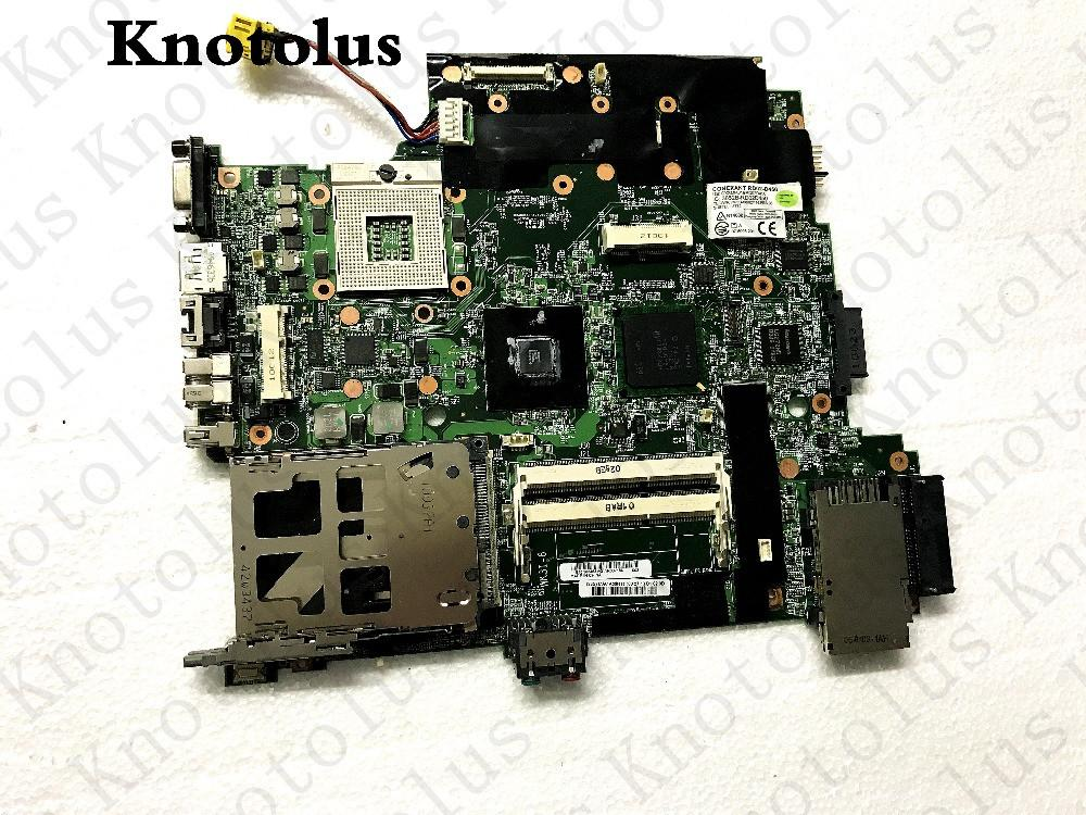 45n4476 laptop motherboard for lenovo ibm thinkpad r500 gm45 laptop motherboard ddr3 Free Shipping 100% test ok