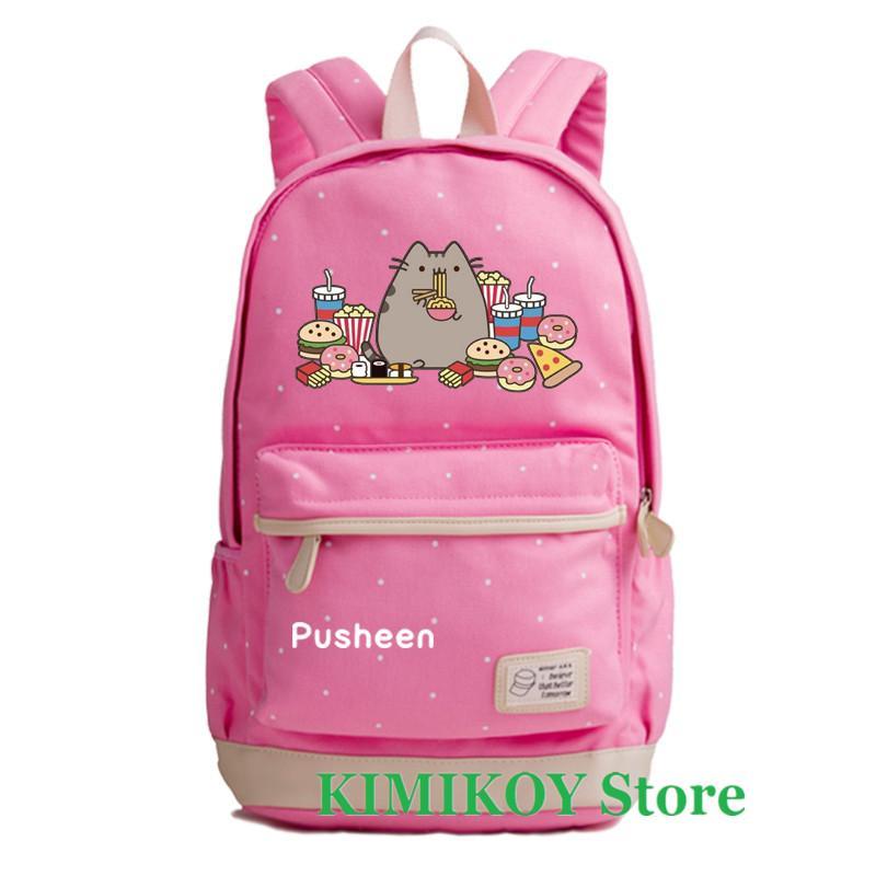 Kimikoy Cute Unicorn Laptop Rucksacks Bookbag Backpack School Bag Travel Bag  Daypack Shoulder Pink Backpacks Daypack From Allinbag a76b95c8c5475