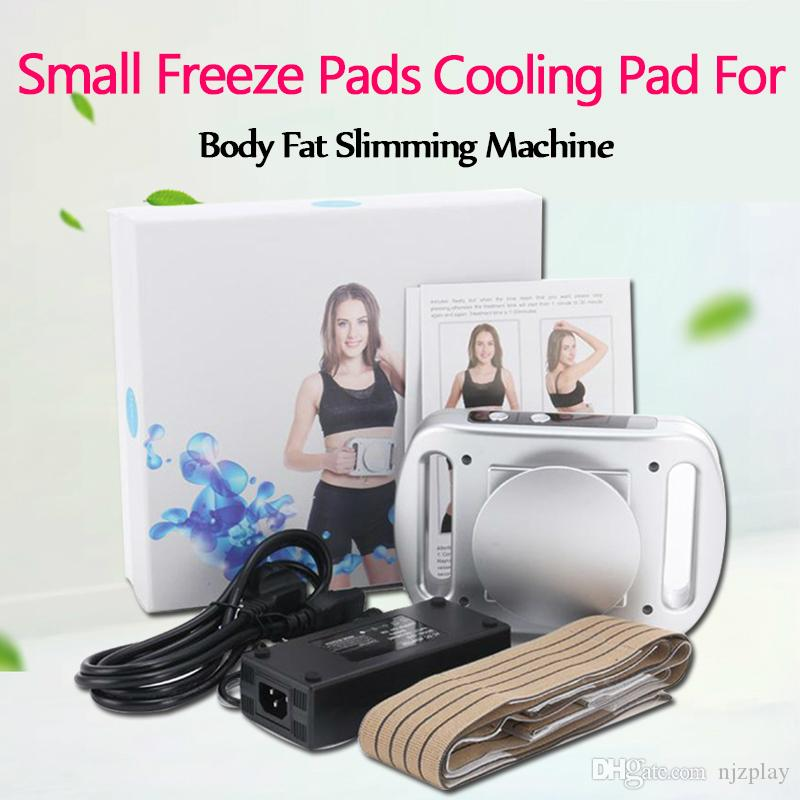 2019 Newest CryoPad Mini Fat Freezing Slimming Machine Small Freeze Pads Cooling Pad For Body Fat Slimming Machine Effective Personal CE/DHL