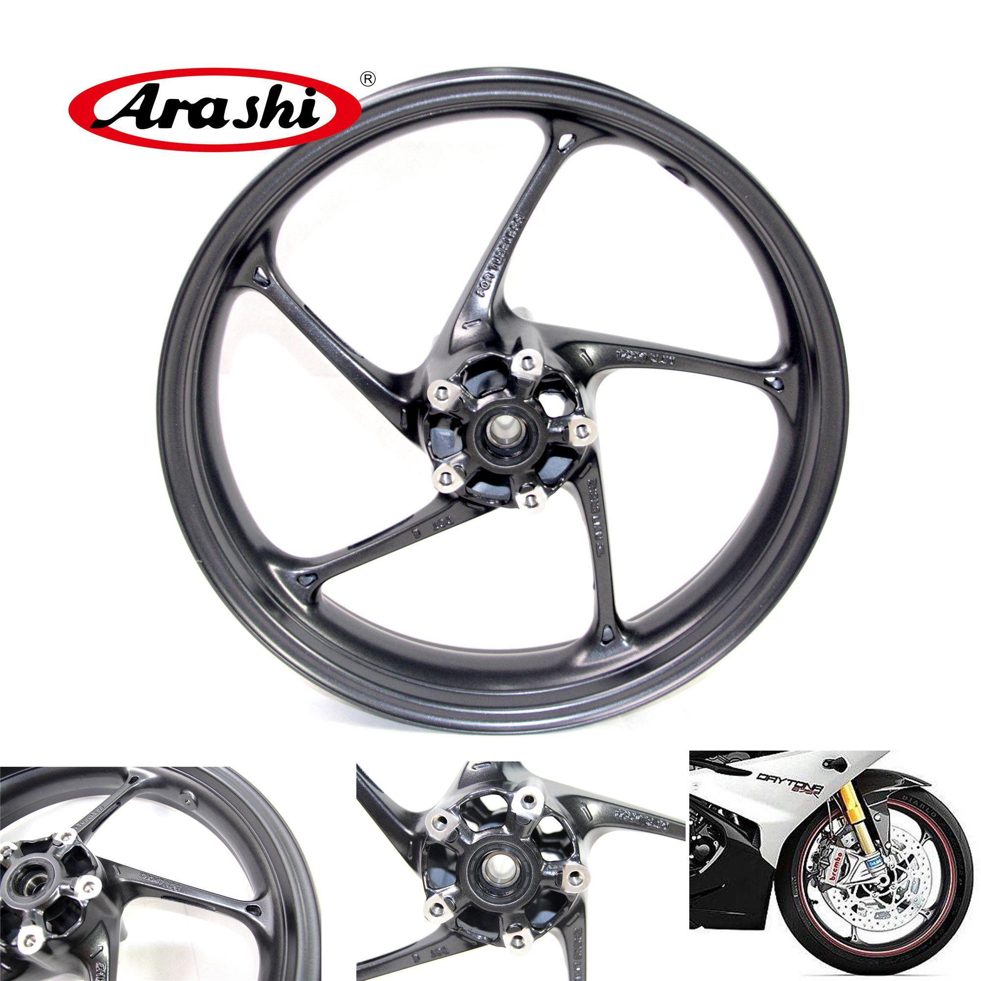 2019 Arashi 675r Front Wheel Rim For Triumph Daytona 675 R 2013 2014