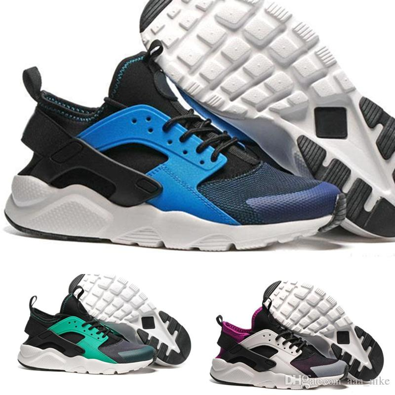 96eb4d5bb81e 2019 New Colors Huaraches 4 IV Casual Shoes For Men   Women