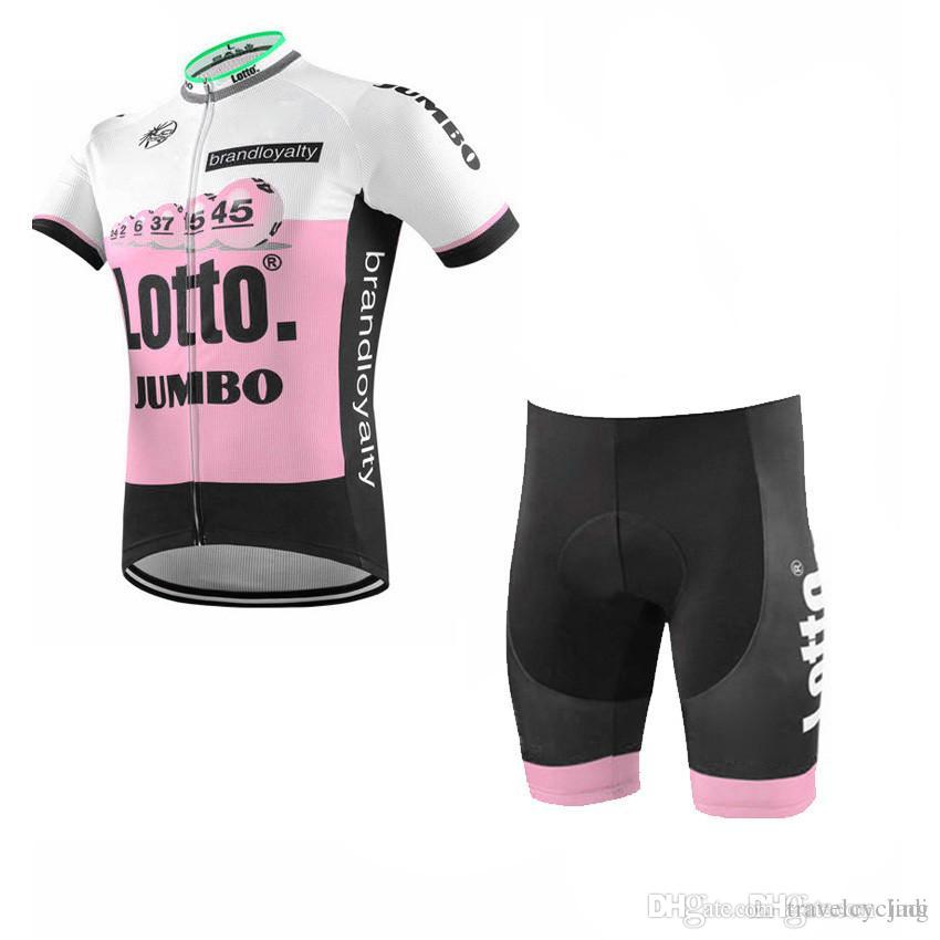 45ba3879e New Lotto Tour De France Cycling Jerseys Pro Team Men Cycling Clothing  Quick Dry Short Sleeves Set Summer Style Bike Clothes D0706 Cycling Short  Bicycle ...