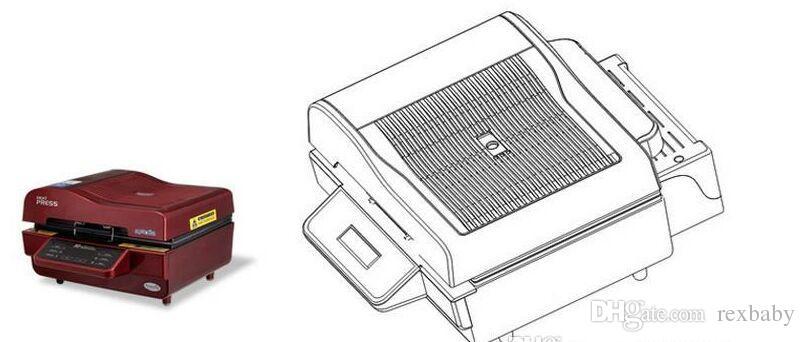 Hot Sale 3D Vacuum Heat Transfer Machine Mug Mobile Case T-Shirt Heat Pressing Sublimation Printing Equipment