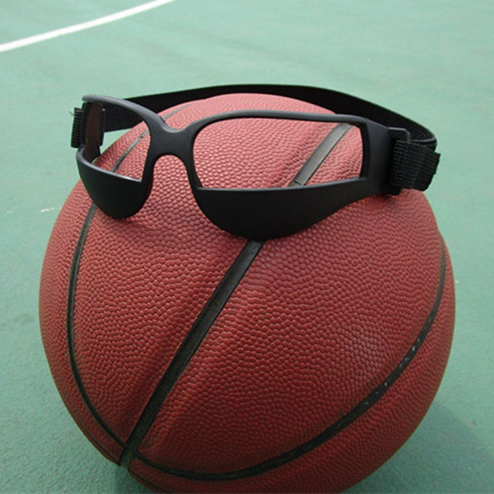 5ed2659392b4 2019 Heads Up Basketball Sports Training Dribble Glasses Dribbling Specs  Goggles Sport Eyewear Frame Professional Basketball Training From Huazu