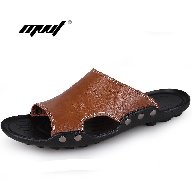 770c15a58f0d Mens Flip Flops Sandals Rubber Casual Men Summer Shoes Fashion Beach ...