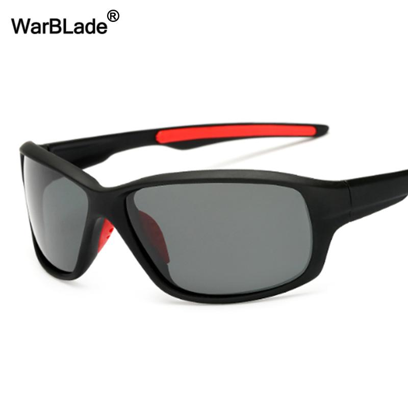 171eecb722b46 WarBLade Polarized Sunglasses Men s Aviation Driving Shades Male Sun ...